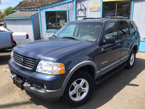 2002 Ford Explorer for sale in Belfair, WA