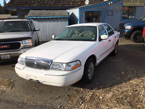 2005 Mercury Grand Marquis for sale in Belfair, WA