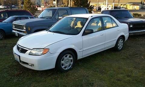 2001 Mazda Protege for sale in Belfair, WA