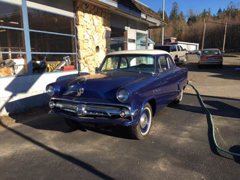1954 Ford Deluxe for sale in Belfair, WA