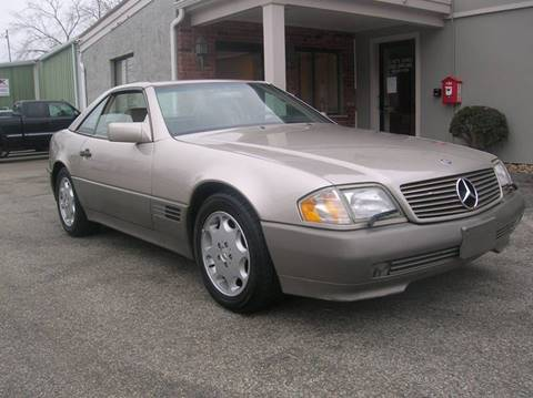1995 Mercedes-Benz SL-Class for sale in Woburn, MA