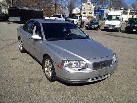 2002 Volvo S80 for sale in Woburn, MA