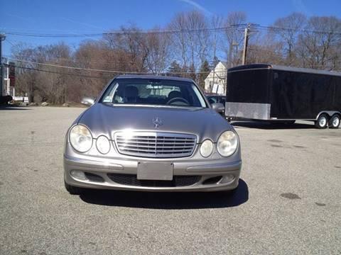 2004 Mercedes-Benz E-Class for sale in Woburn, MA
