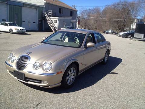 2003 Jaguar S-Type for sale in Woburn, MA