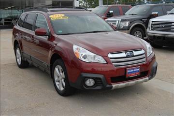 2013 Subaru Outback for sale in Saint Robert, MO
