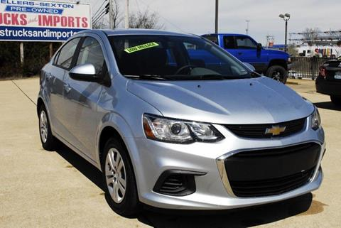 2017 chevrolet sonic for sale in missouri for Mayse motors aurora mo