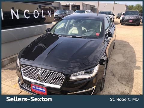 2019 Lincoln MKZ Hybrid for sale in Saint Robert, MO