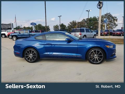 2017 Ford Mustang for sale in Saint Robert, MO