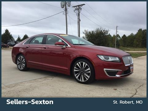 2017 Lincoln MKZ for sale in Saint Robert, MO