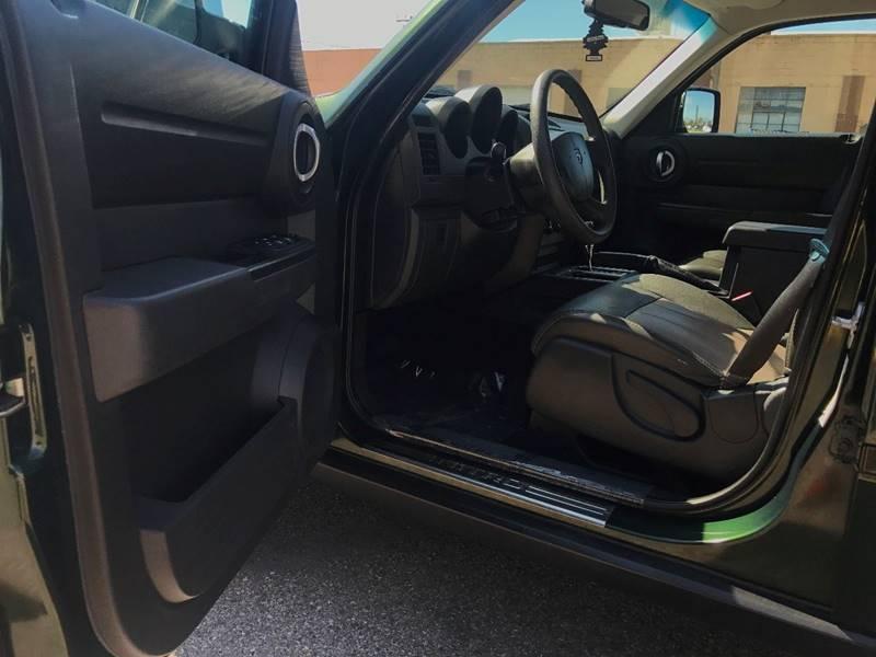 2010 Dodge Nitro for sale at Frontline Motors in Salt Lake City UT