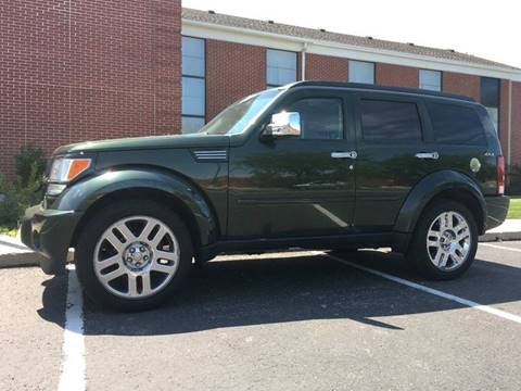 2010 Dodge Nitro for sale at Frontline Motors in Salt Lake City UT
