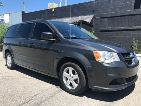 2012 Dodge Grand Caravan for sale at Frontline Motors in Salt Lake City UT
