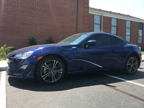 2016 Scion FR-S for sale at Frontline Motors in Salt Lake City UT