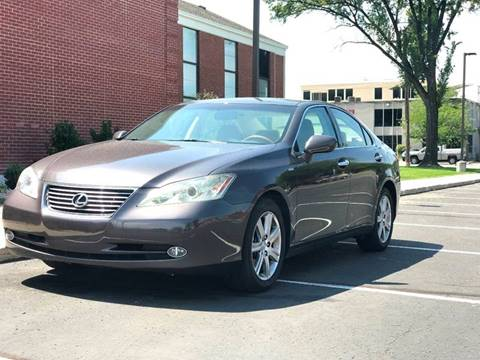2008 Lexus ES 350 for sale at Frontline Motors in Salt Lake City UT
