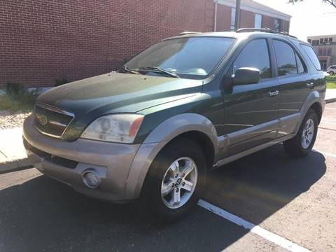 2003 Kia Sorento for sale at Frontline Motors in Salt Lake City UT