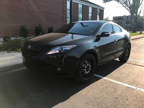 2010 Acura ZDX for sale at Frontline Motors in Salt Lake City UT