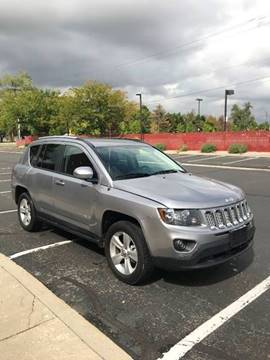 2017 Jeep Compass for sale at Frontline Motors in Salt Lake City UT
