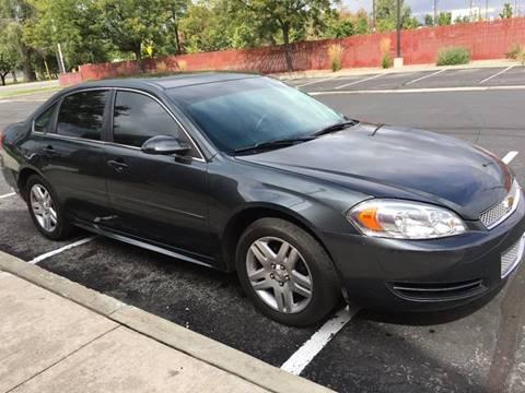 2015 Chevrolet Impala Limited for sale at Frontline Motors in Salt Lake City UT