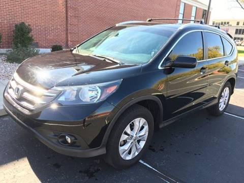 2013 Honda CR-V for sale in Salt Lake City, UT
