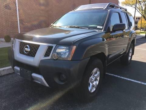 2011 Nissan Xterra for sale at Frontline Motors in Salt Lake City UT