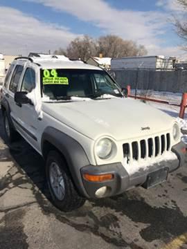 2004 Jeep Liberty for sale at Frontline Motors in Salt Lake City UT