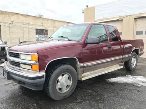 1997 Chevrolet C/K 1500 Series for sale in Salt Lake City, UT