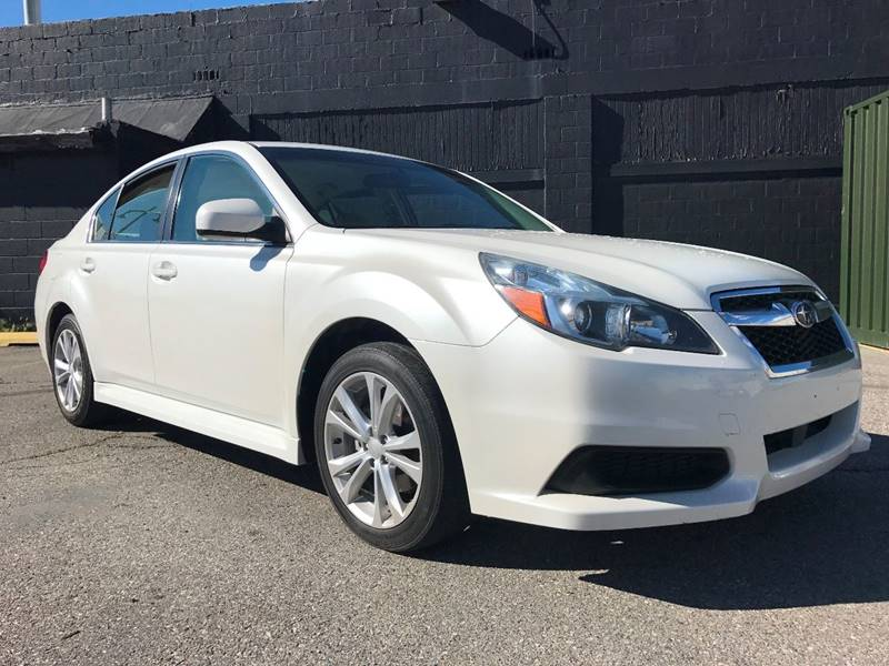 2013 Subaru Legacy for sale at Frontline Motors in Salt Lake City UT