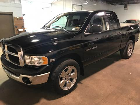 2005 Dodge Ram Pickup 1500 for sale in Youngstown OH