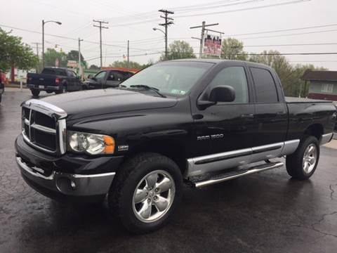 2005 Dodge Ram Pickup 1500 for sale in Youngstown, OH