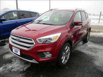 2017 Ford Escape for sale in Reedsburg, WI