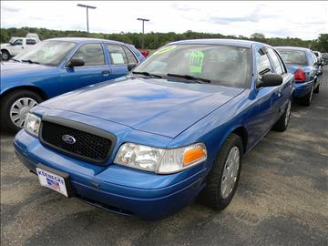 2009 Ford Crown Victoria for sale in Reedsburg, WI