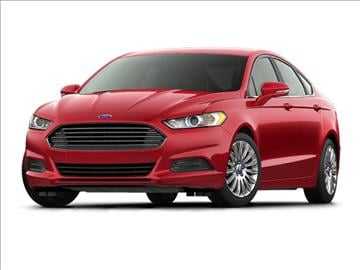 2016 Ford Fusion for sale in Reedsburg, WI