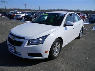 2012 Chevrolet Cruze for sale in Reedsburg, WI