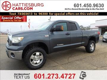 2007 Toyota Tundra for sale in Hattiesburg, MS