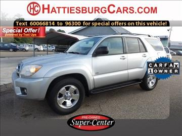2006 Toyota 4Runner for sale in Hattiesburg, MS