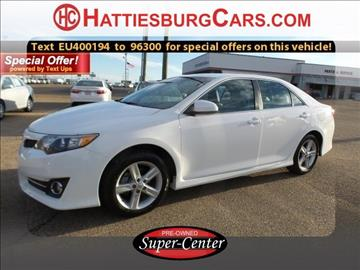 2014 Toyota Camry for sale in Hattiesburg, MS