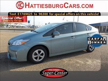 2014 Toyota Prius for sale in Hattiesburg, MS