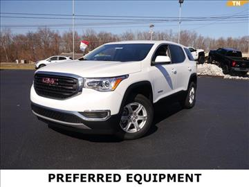 2017 GMC Acadia for sale in Mcminnville, TN