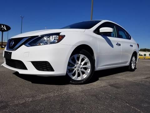 2019 Nissan Sentra for sale in Dallas, TX