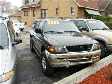 1998 Mitsubishi Montero Sport for sale in West Allis, WI