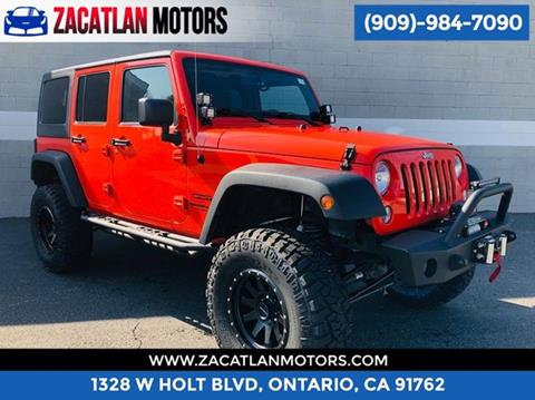 Jeep Wrangler For Sale Ontario >> Jeep Used Cars Bad Credit Auto Loans For Sale Ontario Ontario Auto