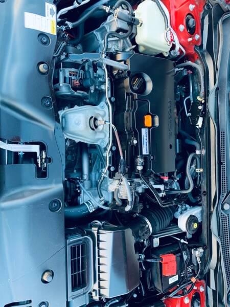 2016 Honda Civic EX 4dr Sedan - Ontario CA