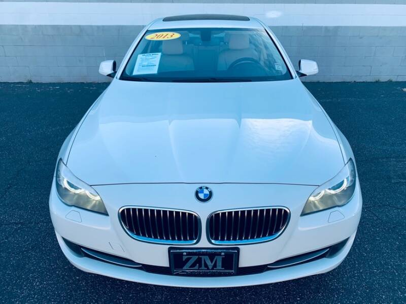 2013 BMW 5 Series 528i 4dr Sedan - Ontario CA