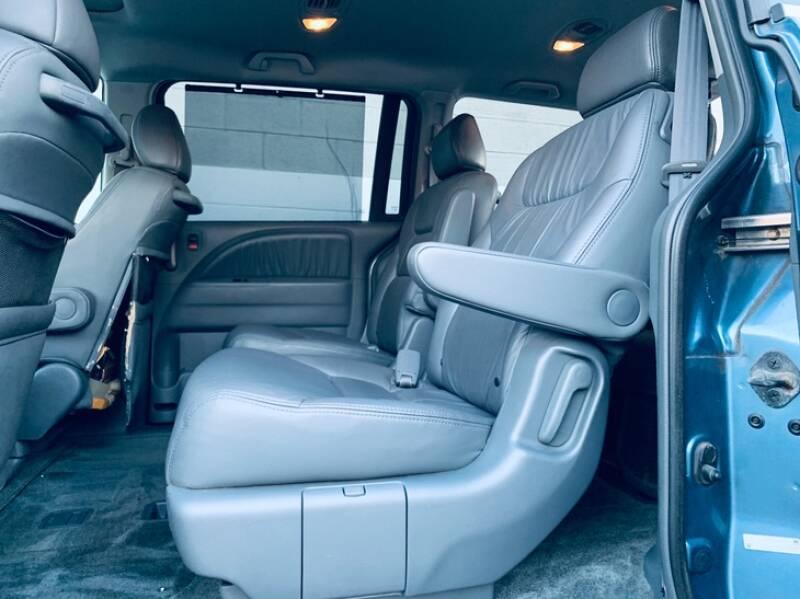 2006 Honda Odyssey EX-L 4dr Mini-Van - Ontario CA