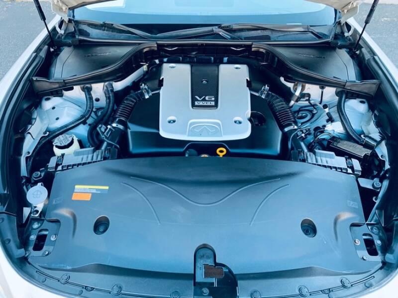 2012 Infiniti M37 4dr Sedan - Ontario CA