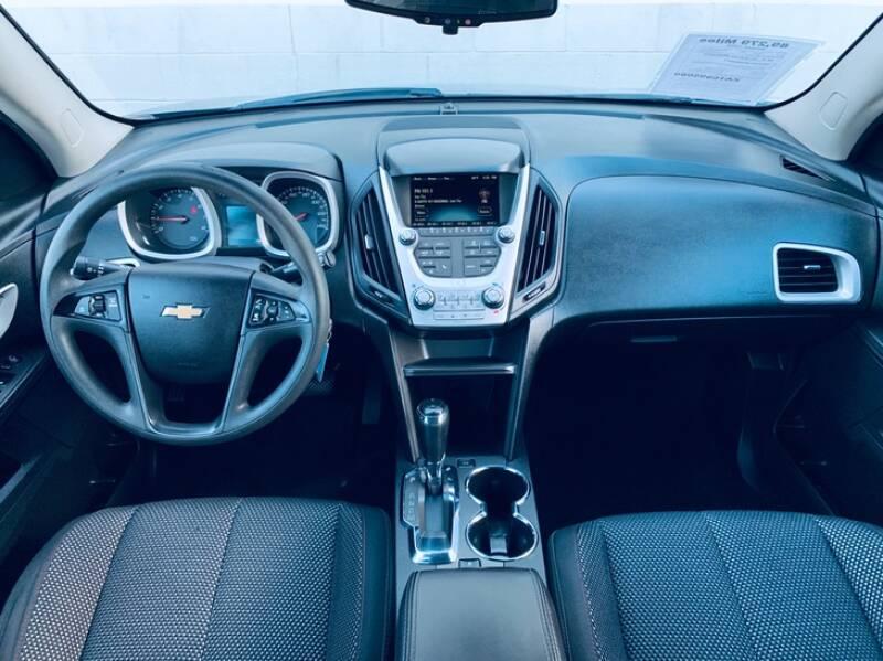 2017 Chevrolet Equinox LS 4dr SUV - Ontario CA