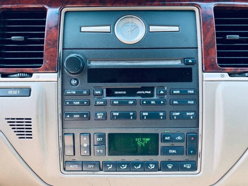 2003 Lincoln Town Car Cartier L 4dr Sedan - Ontario CA