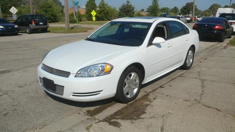 2013 Chevrolet Impala for sale in Waukegan IL