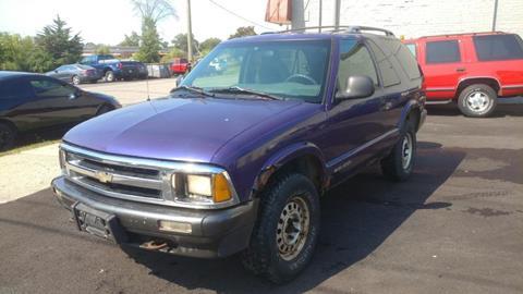 1996 Chevrolet Blazer for sale in Waukegan, IL