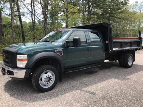 2008 Ford F-550 for sale in Yaphank, NY